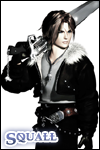 Click here for full-size image of Squall from FFVIII