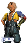 Click here for full-size image of Tidus from FFX