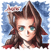 FFVII Aeris Aerith Avatar by FFFreak