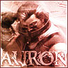 FFX Auron Avatar by Deep