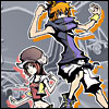 The World Ends With You (TWEWY) Fanart By AmberDust