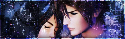 FFVIII Squall and Rinoa Signature By Navall