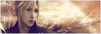 FFVII:AC Cloud Signature By Deep