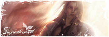 FFVII:AC Sephiroth Signature By Deep