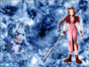 FFVII Aeris Gainsborough Wallpaper By FFFreak