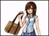 Kingdom Hearts 2 Kairi Official Artwork