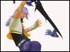 Kingdom Hearts 2 Riku Official Artwork