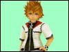 Kingdom Hearts 2 Roxas Official Artwork