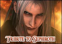 Tribute to Sephiroth - Dangerous and Moving - Final Fantasy AMV by Koji