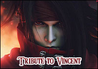 Final Fantasy VII: Dirge of Cerberus - Tribute to Vincent - AMV by machinaman