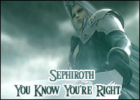 Sephiroth - You Know You're Right - AMV by ffxpert